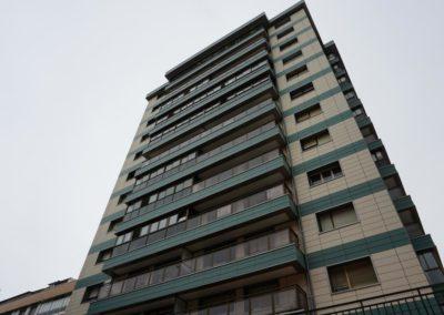 Andrasa. Fachadas Ventiladas. Cordelería 11. Bilbao