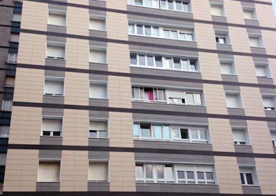 Andrasa. Fachadas Ventiladas. Julian Gaiarre 90. Bilbao