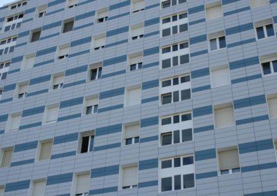 Andrasa. Fachadas Ventiladas. Julian Gaiarre 37, 39 y 41. Bilbao
