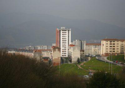 Andrasa. Fachadas SATE. Larrakoetxe 5-6 y Txotena 23. Bilbao