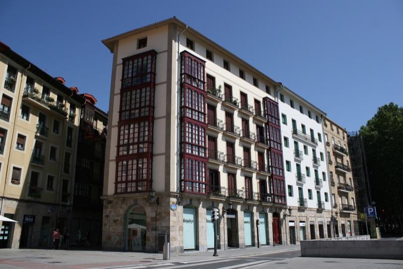 Andrasa. Rehabilitación Integral. Viuda de Epalza. Bilbao